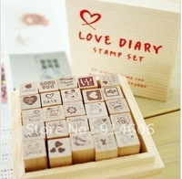 South Korea lovely seal/cartoon seal/diary seal/personality seal 1box=25pcs