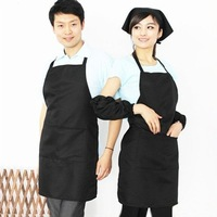 Chefs Catering Bar Plain Apron Waiter Waitress Butcher Bib Kitchen Cooking Craft[010426]