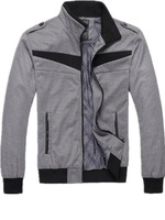 Мужской кардиган Holiday sale, 2013 hot sale men's knitwear fashion sweater casual male cardigan, three colors, sizeM-XXL, MZL005