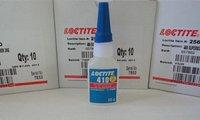 Loctite 410 high temperature resistant 230 degrees of impact resistance