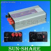 free shipping!  250W Solar grid tied inverter r 3phase input  DC10.8V-30V /DC 22V-60V,output.AC 90V-140V,190V-260V