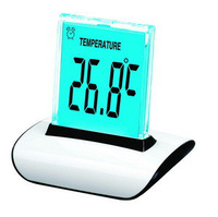 612 high quality colorful lights screen calendar clock electronic alarm clock colorful bell heterochrosis 140