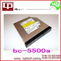 Whoeslae 1Pcs/Lot Hot Sale BC-5500A IDE 12.7mm BLU RAY Optical Disc Drive /DVD Burner Writer Drive for Laptop 100% Tested
