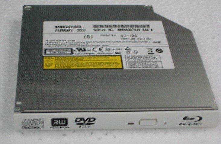 Laptop internal blue ray combo UJ120 BD-ROM drive dvd burn IDE(China (Mainland))