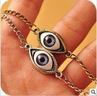 Punk  Syle Magic Eye pendant Necklace Angel eyes necklace NL291 el collar