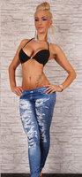 Dear Lover  Jeans Style Elastic Women Legging free shipping