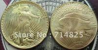 1933 Gold $20 Saint Gaudens Double Eagle