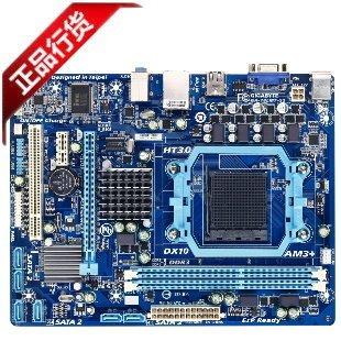 Gigabyte gigabyte ga-78lmt-s2 amd 760 chip motherboard am3 angledozer