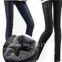 Женские носки и Колготки Trend knitting 2013 New fashion matte high waist faux leather pants Slim was lanky elastic women Black leggings