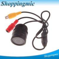 Free shipping 9 LED Car DVR Rearview Camera Wide Angle Car Rear View IR Reverse Backup CMOS Camera Security cameras