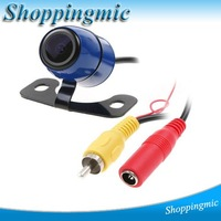 New Mini Car Rear Camera view reversing Backup Waterproof CMOS Camera free shipping