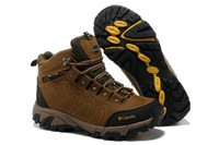 HOT Top Quality Men's Keep Warm Outdoor Hiking Shoes,Walking,Climbing,Mountaineering Sports Shoes Waterproof (as a gift)