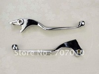 VT600 VT750 VT1100 SHADOW CHROME CLUTCH BRAKE LEVERS