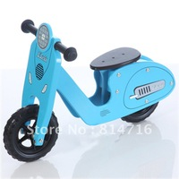 Free shipping 2012 most popular Childrens Wooden Training Bike