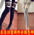 2012 HOT ! Fashion high quality women embroidery lace leggings lady leggings pants & FREE SIZE