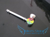 New Arrial!Free shipping 5pcs/lot Fashion Metal Pipe Smoking Pipe Magic HX-087 Christmas Gift wholesale Promotion