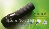 LED Flash Light Strong Light Telescopic Flashlight