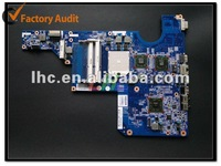 for hp CQ62 motherboard PM motherboard / 597673-001 motherboard wih fully tested + in good condition + high quality