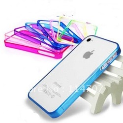 New arrival bumper for Iphone 4/4S with good price , Free Shipping(China (Mainland))