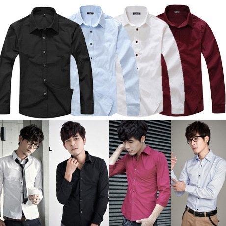 Повседневные рубашки  06