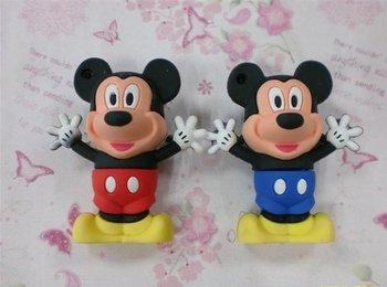 best-selling Cartoon Mickey Mouse Pen disk 1GB 2GB 4GB 8GB 16GB 32GB USB Flash Memory Stick Drive flash drive usb drive