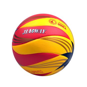 Super soft volleyball super-soft PU senior ultrafine fiber jw12v3000-389