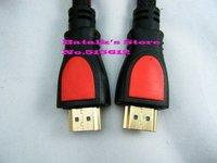 16.5Ft 5M HDMI V1.4 AV Braid Cable High Speed 3D Full HD 1080P,Free shipping