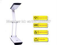 Freeshipping creative 360degree  revolve desk LED lamp, wholesale led light folding and revolve styel
