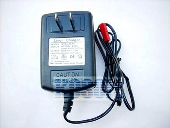 DHL Free Shipping Universal 8.4V Lithium Ion Li-ion Battery Charger Wholesale 20PCS KS110