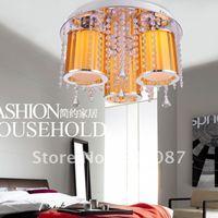 Modern lighting bedroom crystal lamp ceiling light restaurant lamp led lighting 6805 - 3