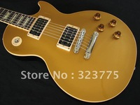 Musical Instruments cherry Slash Signature Gold top Mahogany CSD pickups Electric Guitar