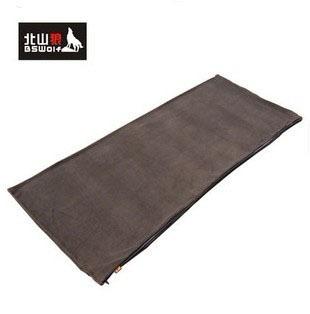 Sleeping bag outdoor fleece sleeping bag envelope style ball thermal sleeping bag liner