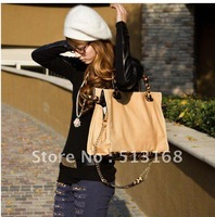 2012 autumn serpentine pattern bags pu leather leopard handbag fashion women's shoulder bag