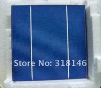A Grade Multi/poly Silicon Solar Cell 6x6 4.1-4.3W for DIY Solar  Panel/System/kits(free shiping)