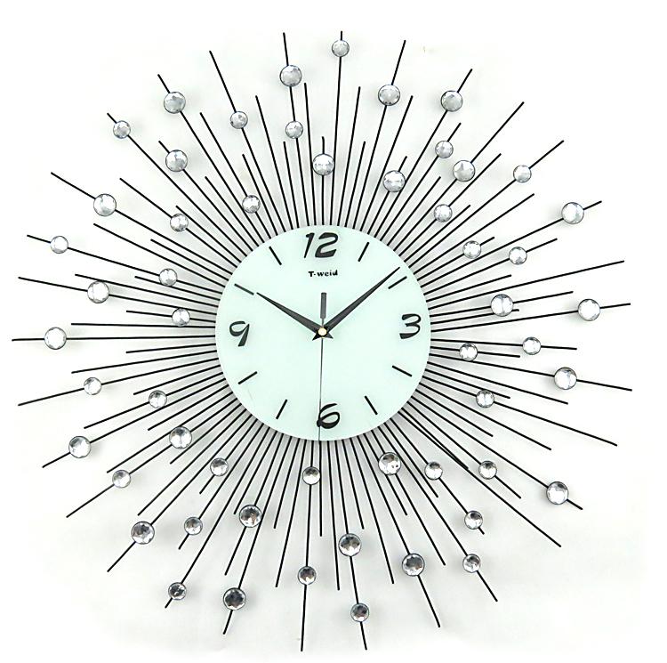 ساعات حائط بأجمل الأشكال 2014 أجمل ساعات حائط