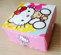 10pcs/Lot FreeShipping Hello Kitty Gift boxes Display/Packing Box for Watches Jewllery etc