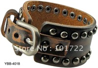 Wholesale Leather mens bracelet Custom Bracelets