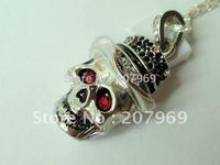 Wholesale retail 4gb/8gb/16gb/32gb usb flash drives Jewelry Skull Usb flash memory Free shipping
