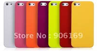 WHOLESALE TEXTURED NEW MESH DESIGN PROTECTIVE BACK CASE COVER FOR APPLE iPHONE 5 10pcs MIX THE COLORS