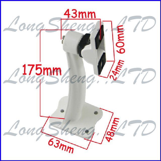 New Wall Mount For Security Camera Cctv Bracket Stand Ceiling Metal Camcorder(China (Mainland))