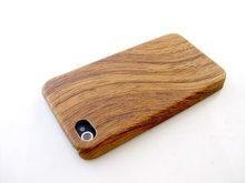 wood iphone 4 case promotion