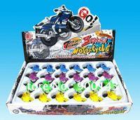 Nano speed mini friction motorcycle stunt motor box set