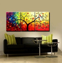 wholesale oil paintng Modern abstract art canvas adornment XA280(China (Mainland))