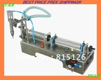 Free shipping liquid filling machine stainless steel Max 500ml filling machinery
