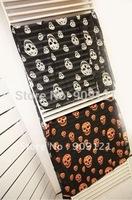Korean Version Shawl Women's Scarf Skull Design Long Section Shawl Scarf Free Shipping