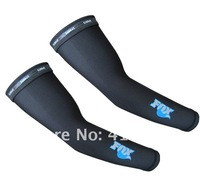 For Cycling Sport Protection Coolmax Arm Sleeve Warmer Fo X Black L