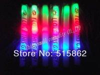 customize logo hot sale free shipping  foam light sticks china foam batons free shipping  wholesale