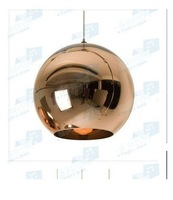 2012 hot selling modern glass Dia 40cm Tom dixon glass lamp also for wholesale