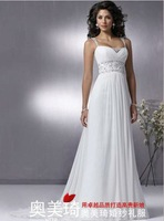 Free Shipping 2013 New Arrival Bamie Bridal Wedding Dress,Wedding Gown