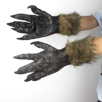 Wholesale Halloween supplies gloves trachypenaeus gloves male Women gloves 320 Factory Price